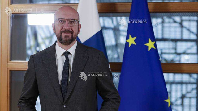 Charles Michel și-a preluat mandatul de președinte al Consiliului European (fișă biografică)