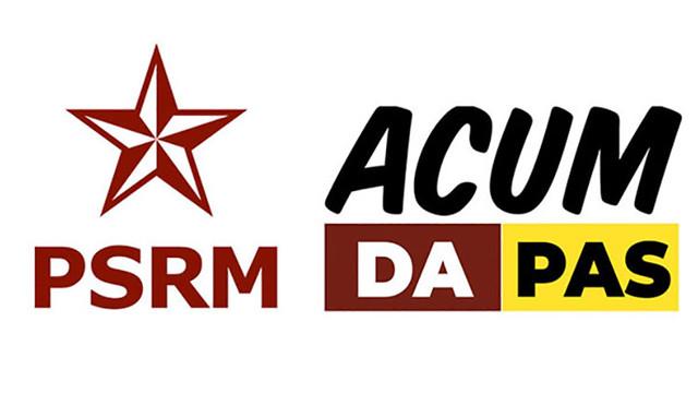PSRM și ACUM, dispuși să mai poarte negocieri în acest weekend