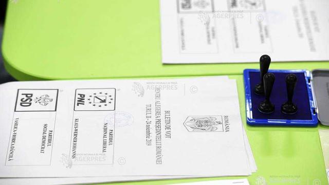 UPDATE  | Alegeri prezidenţiale România | AEP - date provizorii (în ţară): Iohannis - 63,17%; Dăncilă - 36,83%