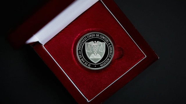 FOTO | BNM va pune în circulație mai multe monede jubiliare și comemorative