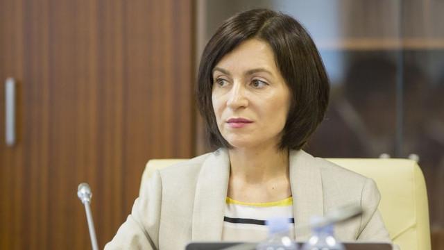 Maia Sandu: Putem presupune că selectarea Procurorului General a fost un târg între PSRM și PDM