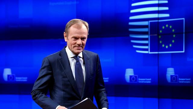 Donald Tusk - singurul candidat înscris pentru funcția de președinte al Partidul Popular European