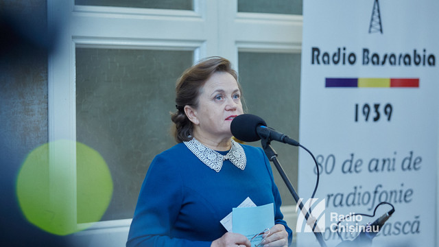 VIDEO Radio Basarabia, 80 de ani | Silvia Grosu: Radio România – model de exprimare în limba română