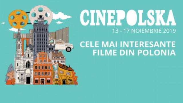 Festivalul de film polonez CinePOLSKA, începe miercuri la Chișinău
