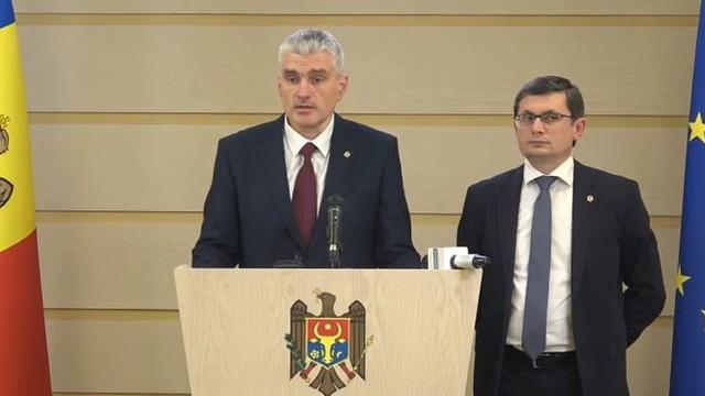 """Declarațiile reprezentanților Blocului ACUM după consultările cu Igor Dodon. """"Zarurile au fost aruncate, se așteaptă un guvern tehnocrat"""""""