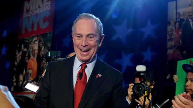 Michael Bloomberg, fost primar al New Yorkului, a depus documentele pentru a candida la prezidențialele din 2020