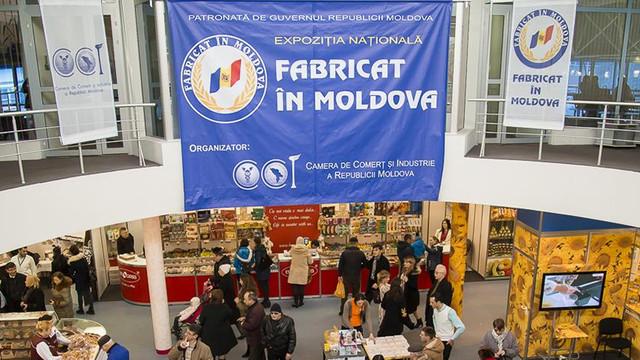 """Pentru prima dată la Expoziția """"Fabricat în Moldova"""" din acest an va fi amenajată o zonă specială"""