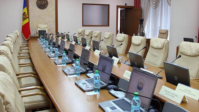 Prima ședință a Guvernului condus de Ion Chicu a fost anulată