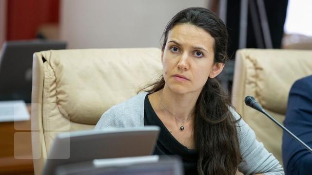 Olesea Stamate | Este regretabilă intervenția politicului în sectorul judecătoresc