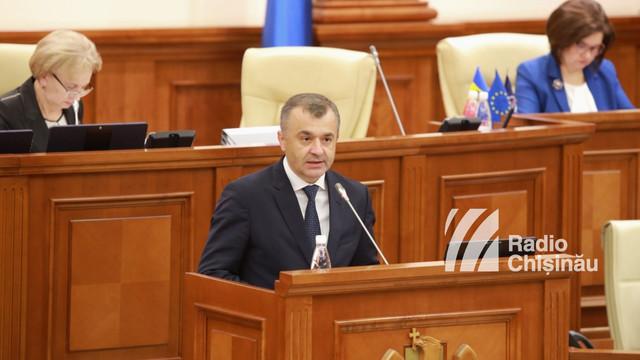 Ion Chicu este al 14-lea prim-ministru al R. Moldova de la declararea independenței țării în 1991 și până în prezent