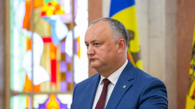 Igor Dodon: Federalizarea în calitate de concept de reglementare a conflictului transnistrean nu este pe ordinea de zi