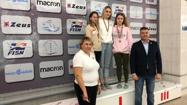 S-a desfășurat Cupa Moldovei la înot