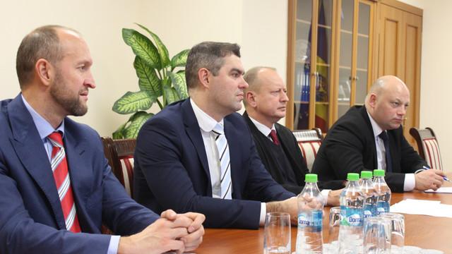 Despre ce au discutat vicepremierul pentru reintegrare Alexandru Flenchea cu reprezentantul special al Ucrainei în negocierile privind problema transnistreană, Victor Krijanovski