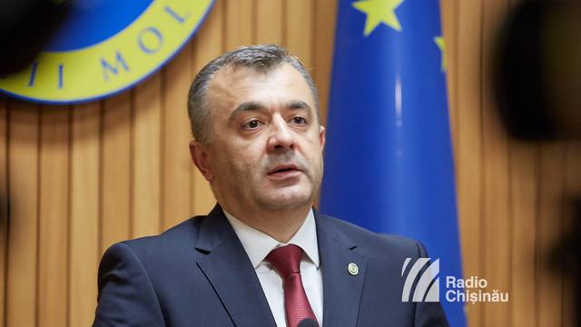Cum răspunde Ion Chicu acuzațiilor Maiei Sandu că R.Moldova ar putea rămâne fără gaze naturale