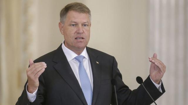 Klaus Iohannis a declarat că își dorește ca primarii să fie aleși în două tururi de scrutin