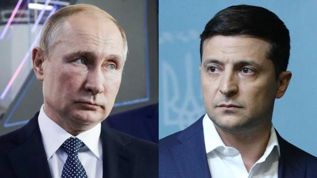 Prima întâlnire Ucraina-Rusia are loc la Paris, la fix o lună de la retragerea trupelor din Donbas
