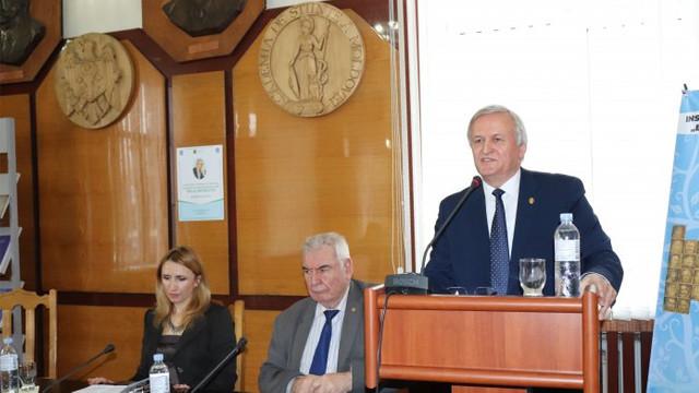 Un colocviu științific național în memoria savantului lingvist Silviu Berejan a avut loc la AȘM