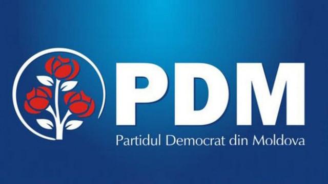 Care este poziția PDM, după depunerea moțiunii de cenzură împotriva Guverrnului Sandu