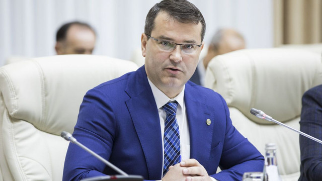 """Ministrul Economiei a spus cu cine negociază R.Moldova, în afară de Federația Rusă, pentru a obține surse de finanțare. """"Multe lucruri trebuie făcute în paralel"""""""