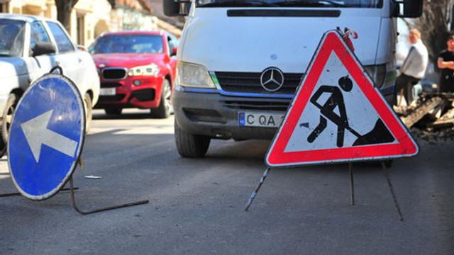 Suspendare trafic pentru mai mult de o lună, în centrul Chișinăului. Transportul public își schimbă itinerarul