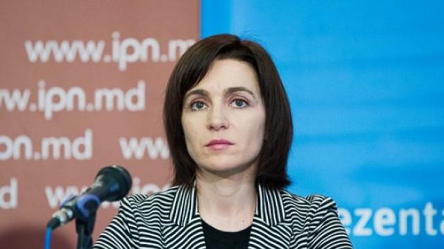 Maia Sandu: Igor Dodon vroia să-și pună omul său în fruntea ANSA