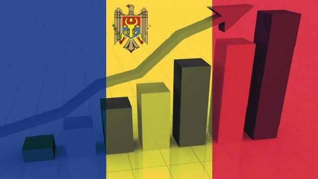 Economia R.Moldova ar putea crește potrivit prognozelor BERD pentru țările în care investește