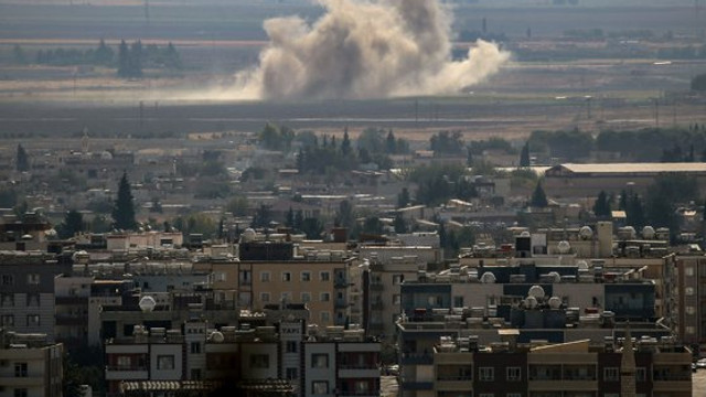 """Apărarea anti-aeriană a Siriei a doborât """"obiectivele ostile"""" aflate deasupra Damascului"""