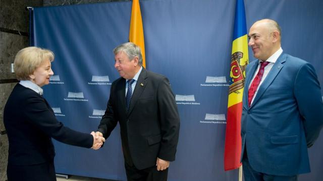 Președinții de Parlamente din Statele Nordice și Baltice vor întreprinde o vizită comună la Chișinău
