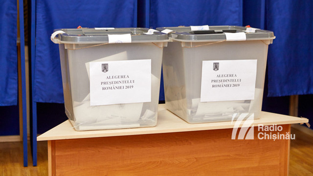 Alegeri prezidențiale în România   Secția de votare din R.Moldova la care au votat cei mai mulți alegători și cea la care au fost înregistrați cei mai puțini