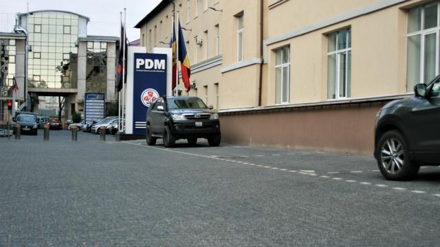 Un teren care aparținea Partidului Democrat revine în proprietatea Procuraturii Generale