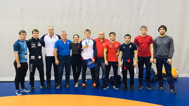 R.Moldova a obținut încă o medalie la mondiale Under 23. Luptătorul Valentin Petic a luat bronzul