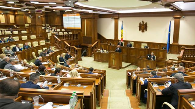 Parlamentul a declarat vacant un mandat de deputat