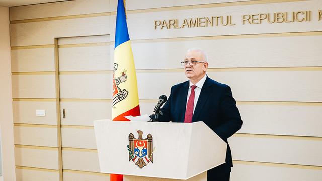 Chiril Moțpan solicită PG să prezinte concluziile interceptărilor telefonice