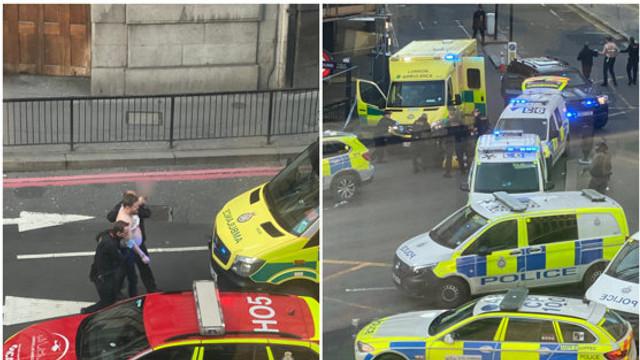 Atac în centrul Londrei. Un individ a fost împuşcat de poliţie după ce a rănit cel puţin 5 persoane cu un cuţit.