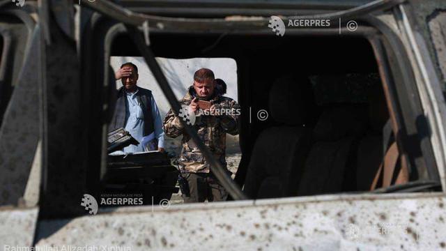Cel puțin opt morți în rândul forțelor de securitate afgane după atacuri ale talibanilor
