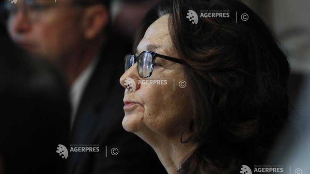 Arabia Saudită: Regele Salman a primit-o pe directoarea CIA, Gina Haspel
