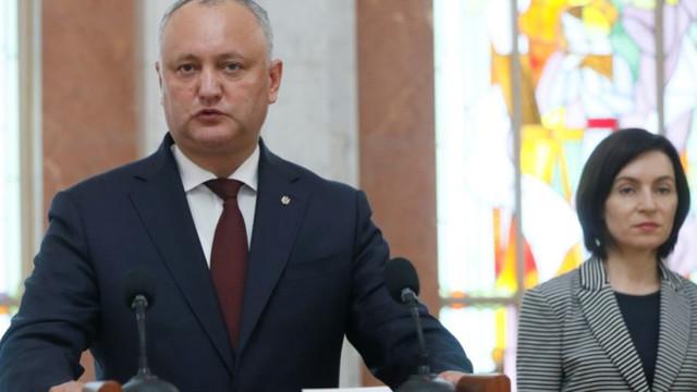 """Igor Dodon invită fracțiunile parlamentare la consultări. """"Dacă ACUM nu va accepta dialogul cu PSRM, vom merge la anticipate"""""""