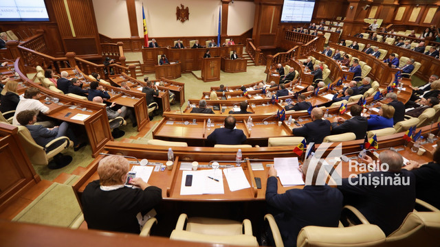 VIDEO | Ședința Parlamentului | UPDATE: Socialiștii au depus moțiune de cenzură împotriva Guvernului Sandu
