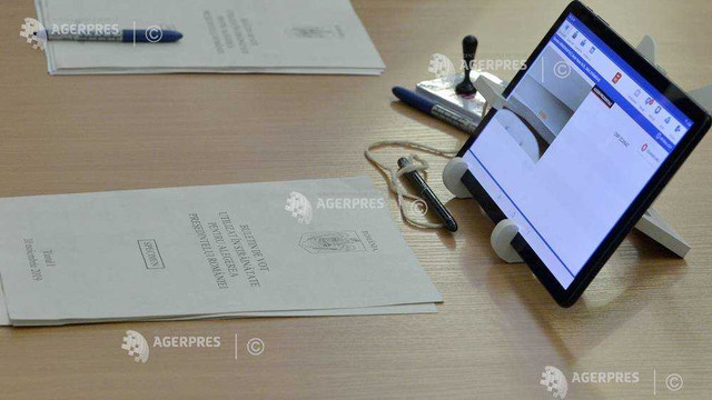 Cele mai recente date ale BEC privind votul în diaspora la prezidențialele din România