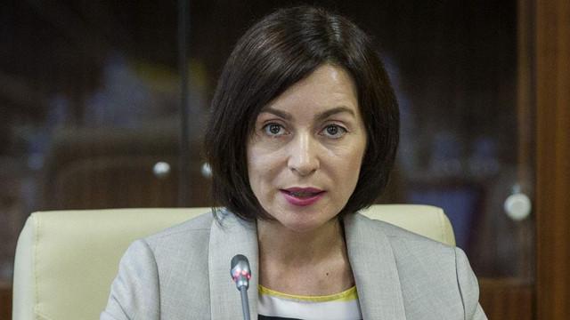 Maia Sandu: