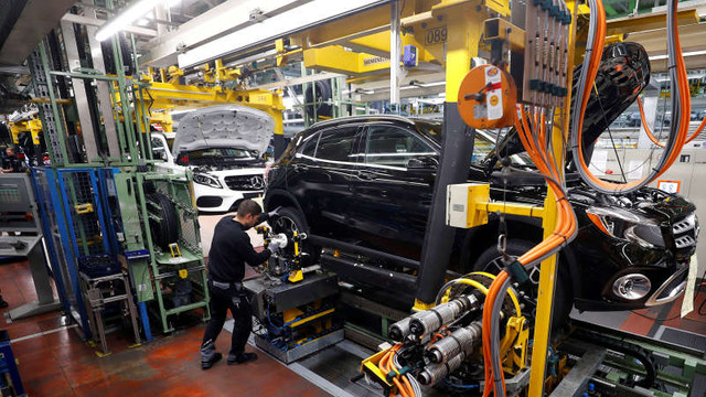 Daimler va face concedieri pe plan global (Sueddeutsche Zeitung)