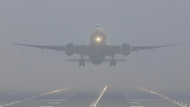 Ceața a afectat mai multe curse aeriene pe Aeroportului Internațional Chişinău