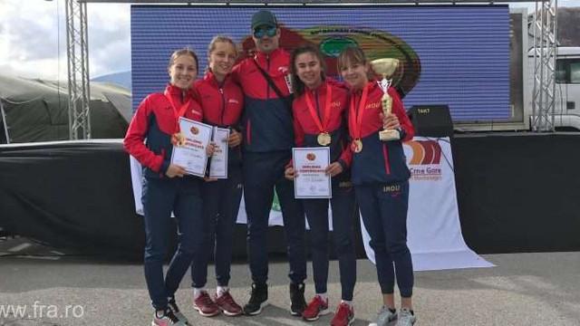 Atletism: România a cucerit cinci medalii la Campionatele Balcanice de cros