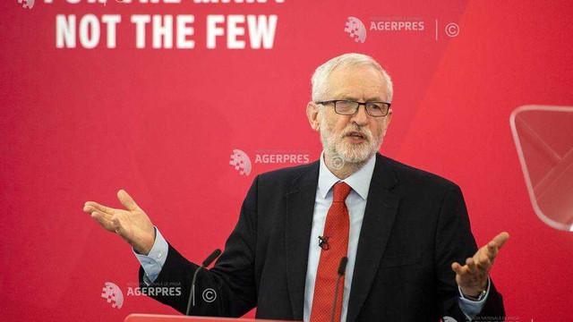 Campania electorală britanică: Corbyn promite internet gratuit prin naţionalizarea BT; Johnson: e un ''plan comunist nebunesc''