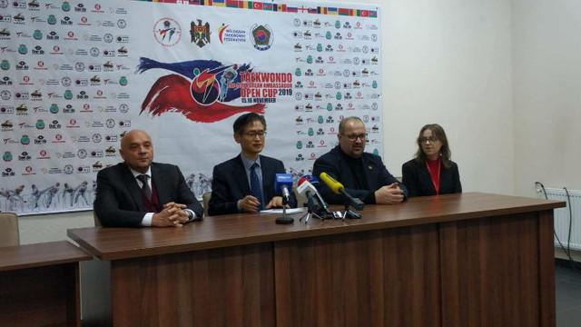 Cupa ambasadorului Coreei de Sud la Taekwondo WT la cea de a V-aediție