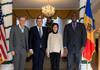 Asistentul adjunct al Secretarului de Stat al SUA, George Kent, se află în R.Moldova și s-a întâlnit cu Maia Sandu și Andrei Năstase