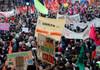 Grevele continuă în Franţa, împotriva modificării sistemului de pensii
