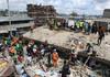 Kenya: O clădire de şase etaje s-a prăbuşit într-o suburbie a capitalei Nairobi