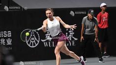 Tenis: Simona Halep şi Patricia Ţig, candidate în ancheta pentru cea mai frumoasă lovitură a anului (WTA)