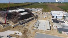 Ministrul economiei a precizat termenul de dare în exploatare a Complexului Arena Chișinău